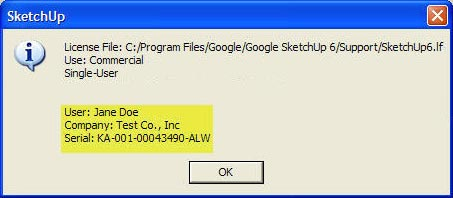 google sketchup pro 2018 serial number and authorization code