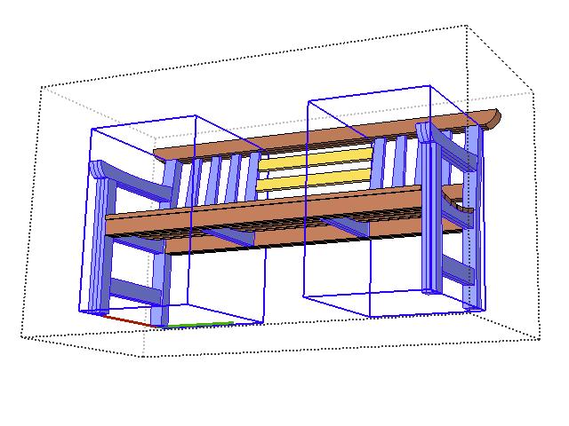 Sketchup Warehouse Model