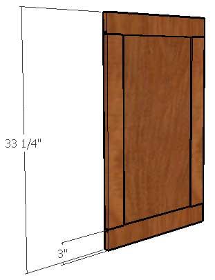 Image gallery sketchup doors for Door 3d warehouse