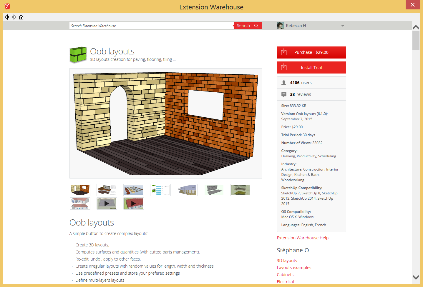 Adding Extensions to SketchUp | SketchUp Help