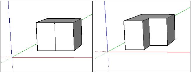 Introducing Drawing Basics And Concepts Sketchup Help
