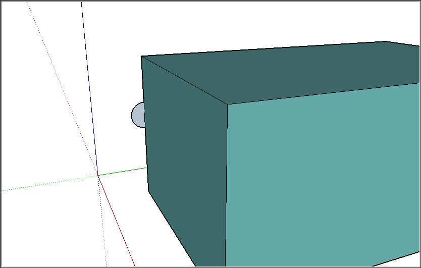 Extruding with Follow Me | SketchUp Help