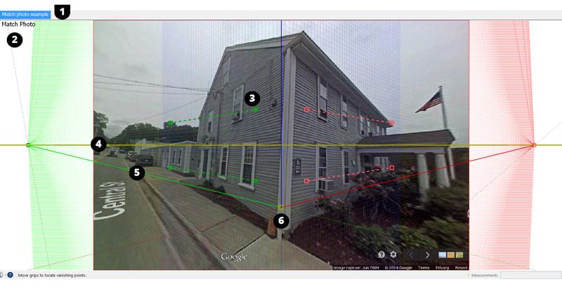Sketchup: photo match & compositing (pt. 1) | sketchup show #36.