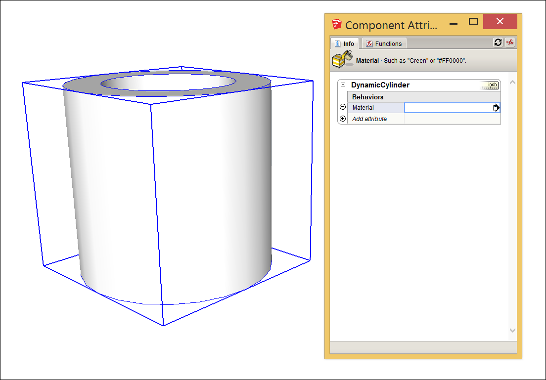 Making a Dynamic Component | SketchUp Help