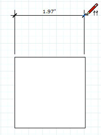 how to change dimentions in layout skechup