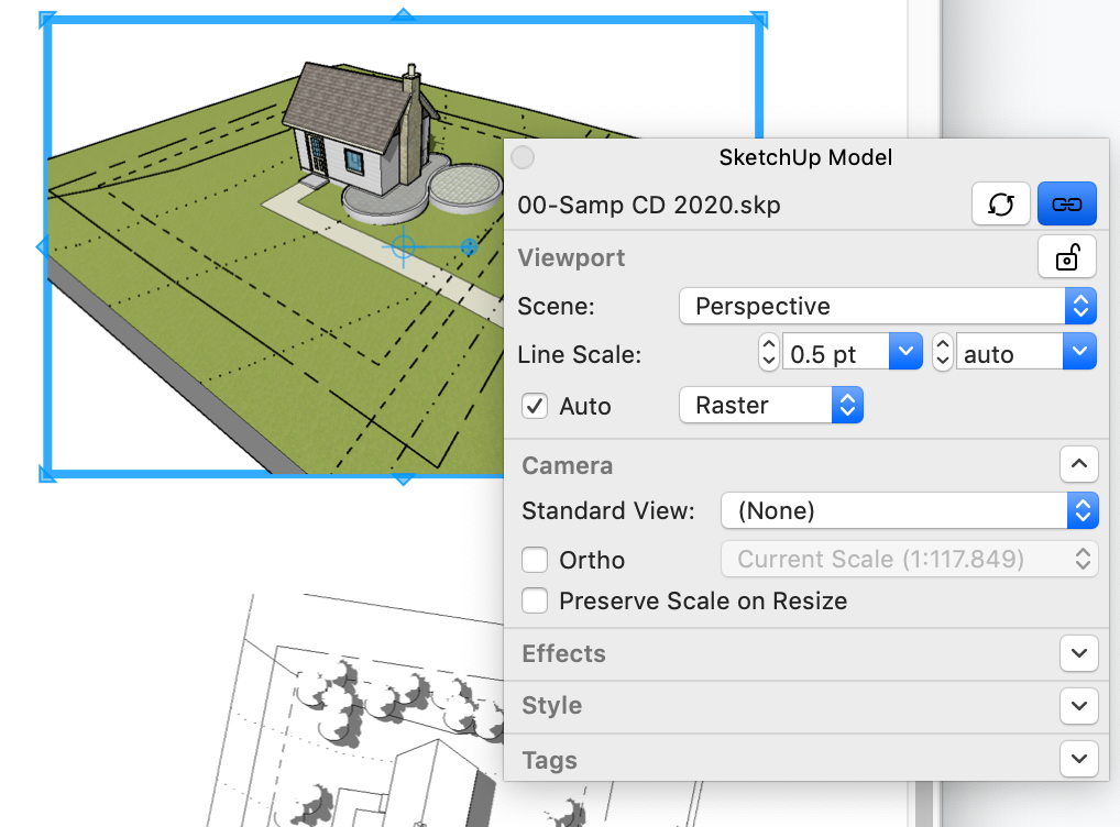 Managing Changes And Updates To Sketchup Files Within Layout