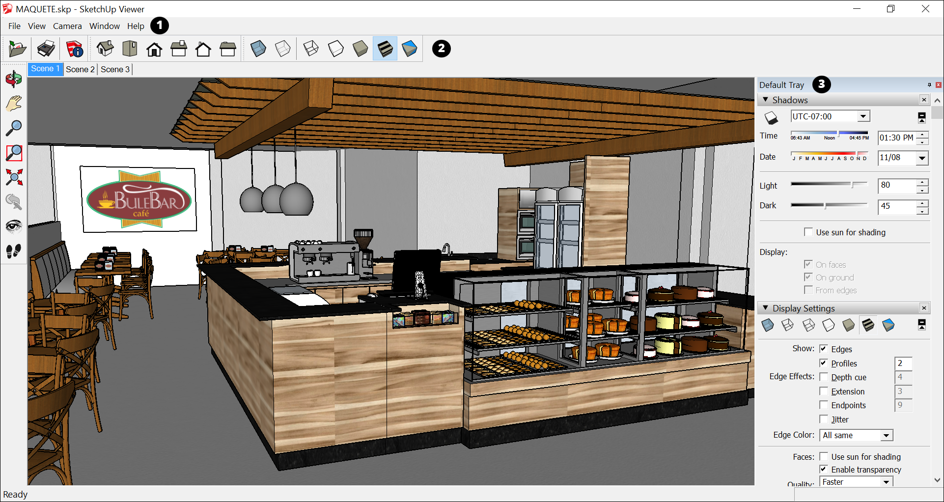 SketchUp Desktop Viewer in Microsoft Windows