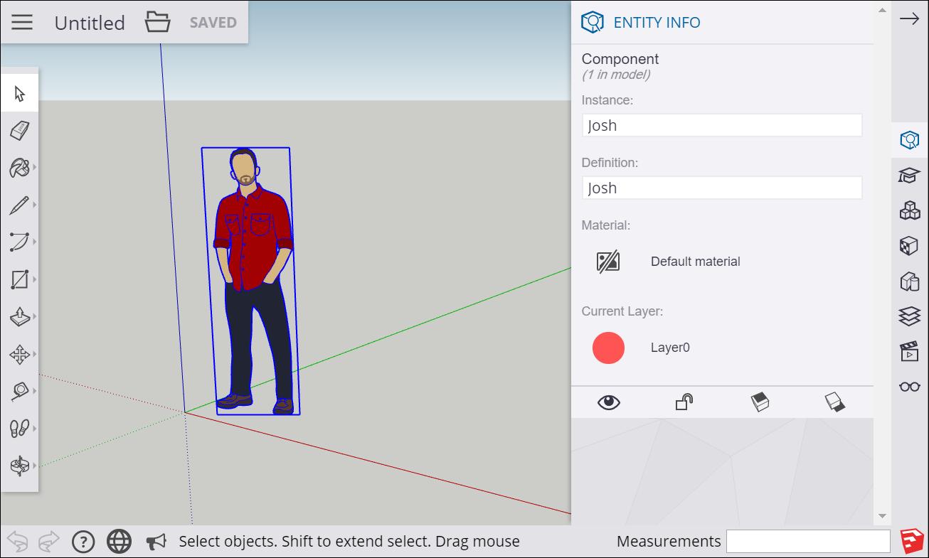 Creating and Editing Models | SketchUp Knowledge Base