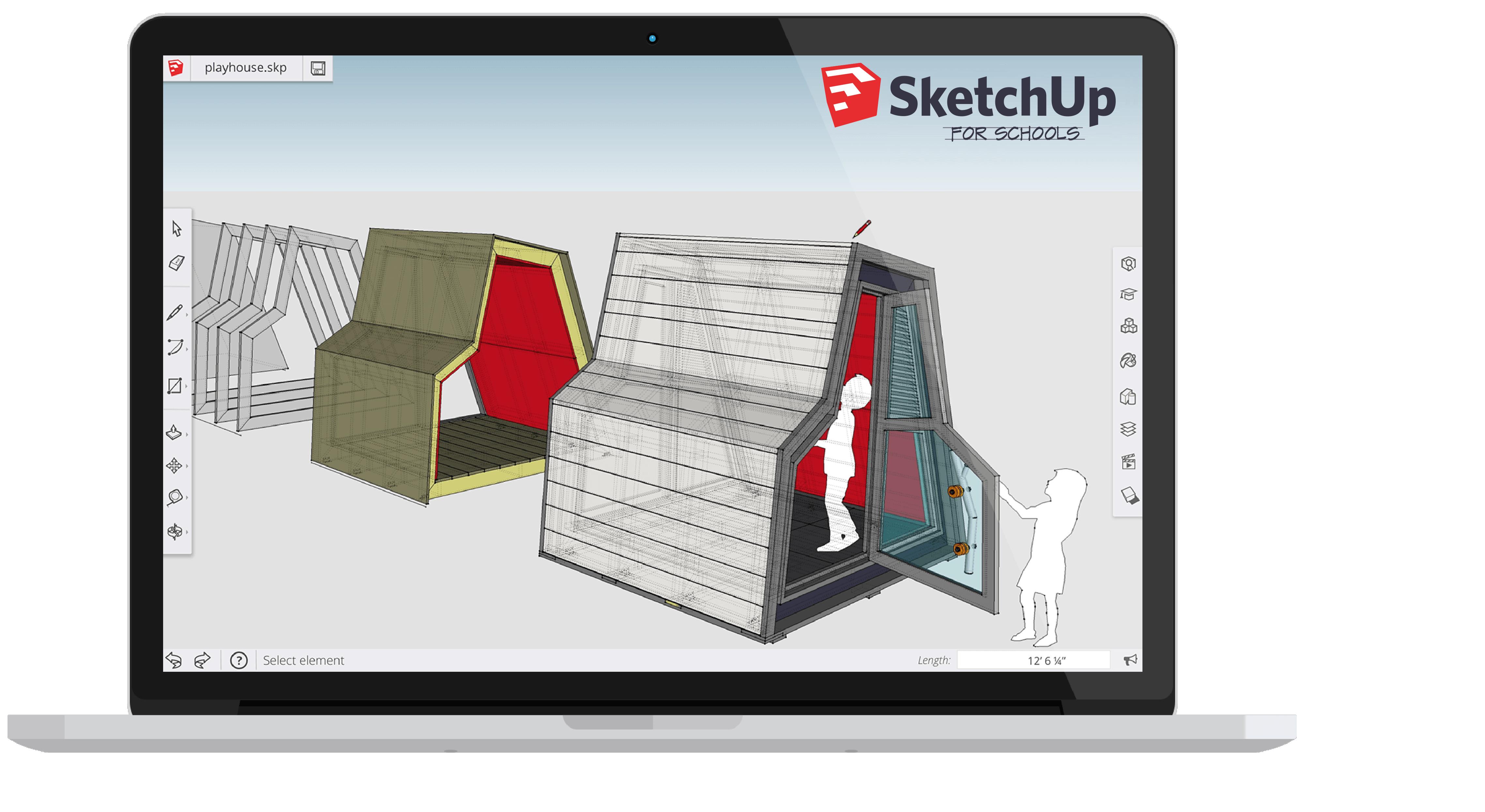 Sketchup For Schools Sketchup Help