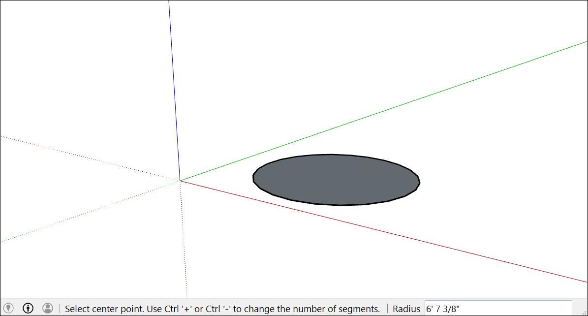 Drawing Basic Shapes | SketchUp Knowledge Base