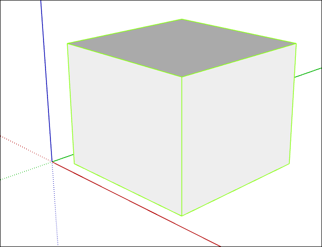 how to change dimension color in sketchup