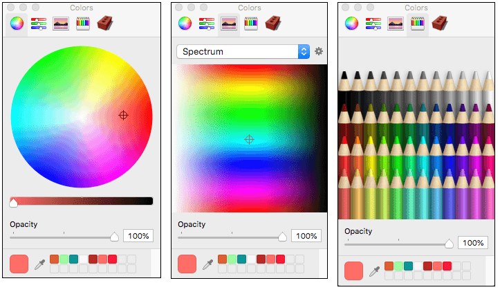 Mixing Colors in the Color Picker | SketchUp Help