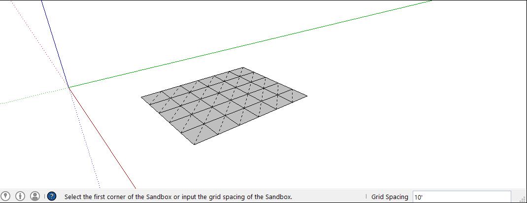Sketchup sandbox tool