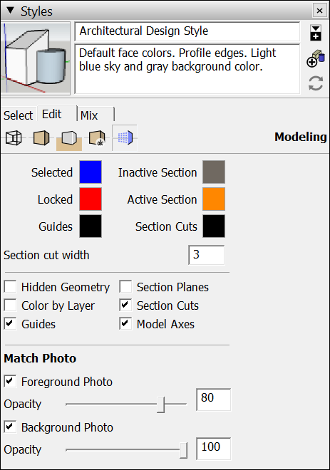 customizing your workspace sketchup help rh help sketchup com Google SketchUp House Google SketchUp Pro