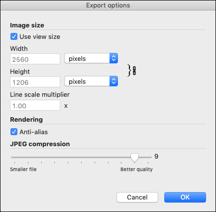 Importing and Exporting Image Files | SketchUp Help